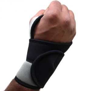 Wrist Support Guard Brace Sports Injuries Hand Sleeve Gym Protect (code - Jm Wt St 01)