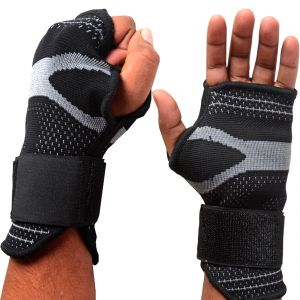 Elastic Wrist Support Guard Brace Sports Injuries Hand Sleeve Gym Protect (code - Jm Wt St 04)