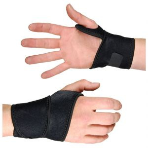 Elastic Wrist Support Guard Brace Sports Injuries Hand Sleeve Gym Protect (code - Jm Wt St 06)