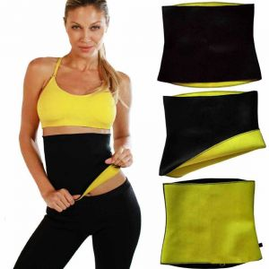 Hot Shaper Belly Tummy Slimming Waist Trimmer Belt Support (code - Jm Wt Tr 17)