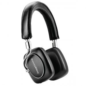 Mobile Accessories - Bowers & Wilkins P5 Wireless Headphones - Black