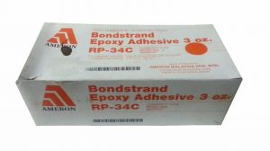 Hardware Accessories - BONDSTRAND EPOXY ADHESIVE 3 oz. RP-34C FOR BONDING RP34C