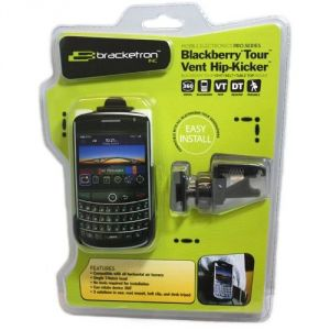 Bracketron Blackberry Tour Vent Hip-kicker Mobile Holder