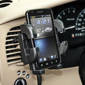Mobile holders for cars - Bracketron Grip-iT Vent Mount Universal Mobile Holder for all Models