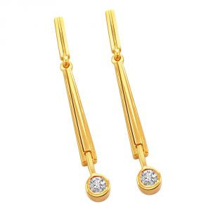 Surat Diamond Divine Delight Diamond Earrings Er48
