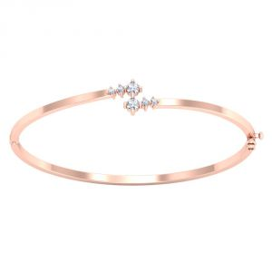 Surat Diamond Rosy Bracelet/band-(slbr2)