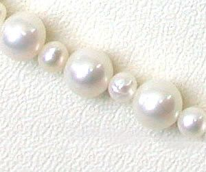 Surat Diamond Pearl Round Radiance Necklace Sn124