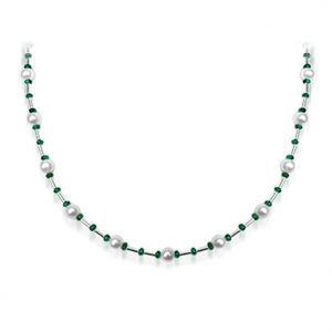 Surat Diamond Pearl Pure Paradise Sn160 Necklace Sn160
