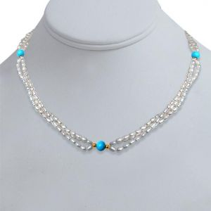 Surat Diamond Pearl Kindle Necklace Sn199a