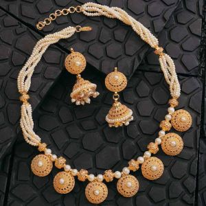 Surat Diamond Pearl Pure Pleasure Necklace Sp125
