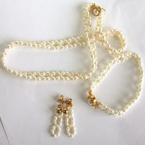 Surat Diamond Pearl Sensation Necklace Sp88