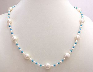 Surat Diamond Pearl Necklace Sn260