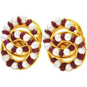 Surat Diamond - Stylish Sensation Earring - Se77