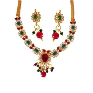 Surat Diamond - Noor Jahan Jewellery Set -ps100