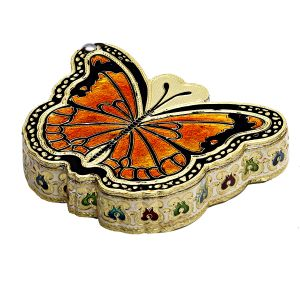 Beautiful Butterfly Shaped Multiutility Box