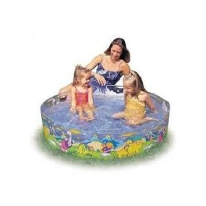 Inflatable Toys - Water Pool Intex 4 Feet For Kids