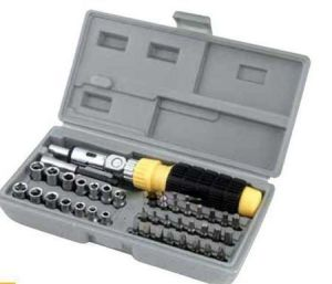 41 PCs Tool Kit & Screwdriver Set Use Anywhere Assured Product