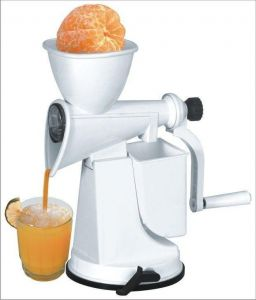 Manual Hand Juicer Plastic Body Heavy Duty
