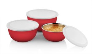 Crockery - Pogo Micro Microwave Safe Bowls 3 PCs Set