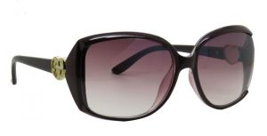 Dark Maroon Designer Women Sunglasses By Royal Td9952