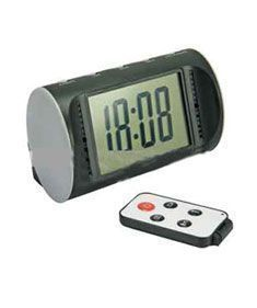 Spy Digital Table Clock Camera HD