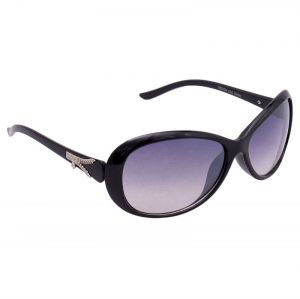 Optical Express Cateye Black Female Sunglass