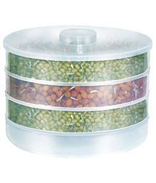 Shri Krishna 4 Layer High Quality Sprout Maker For Good Health