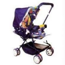Luxury Pattern Pram Stroller For Infant Baby