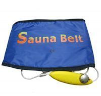 Ab Slimming Sauna Belt For Weight Loss