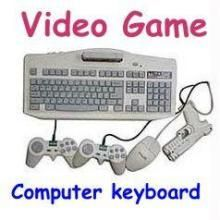 Imported Educational Computer T.v Game With Mouse