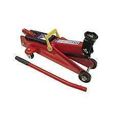 2 Ton Professional Hydraulic Trolley Jack By Indmart