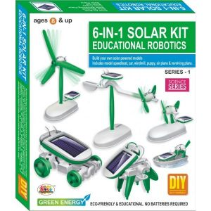 6in1 Solar Kit Robotics Series-1 - Mk21146lw-et117