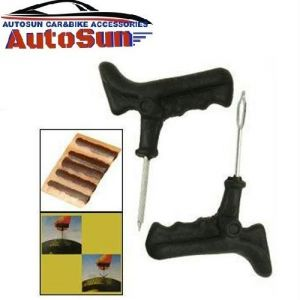 Autosun-car Auto Tubeless Tyre Puncture Plug Repair Kit