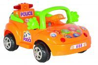 Power Wheel Ride On Police Car 638r