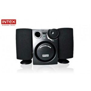 Intex Multimedia Speakers - Intex Computer 2.1 Multimedia Speaker It-880s