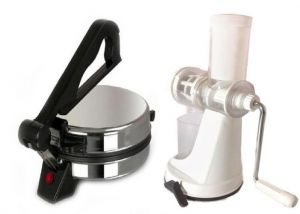 Delta Roti Maker With Ultimate Juicer