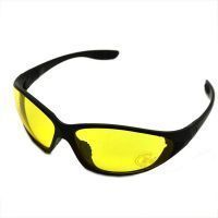 Outdoor Sports Night Vision Driving Yellow Sunglass