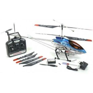 Urban Legend Metal Rc Copter With LED Lights