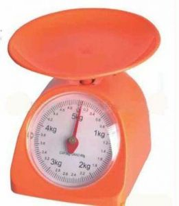 Kitchen weighing scale - Kitchen weighing scale Analog