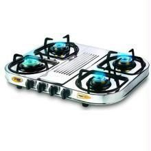 4 Burner Ribbed Cook Top Great Cooking Idea