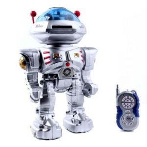 Remote Controlled Walking Dancing Iq Robot