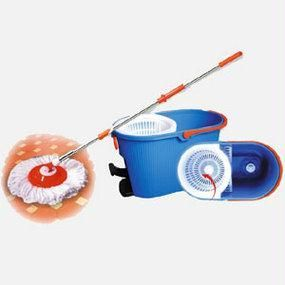 New Magic Spin Wet Dry Mop