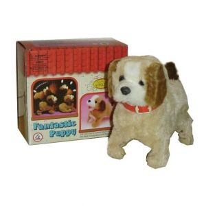 Walking Dancing Jumping Dog Puppy Kids Soft Toy