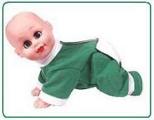 Crawling Baby Toy Musical Type