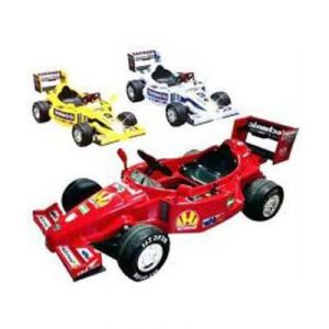 Formula F1 Ferrari Car For Kids