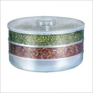 2 Level Sprout Maker For Hygienic And Fresh Sprouts