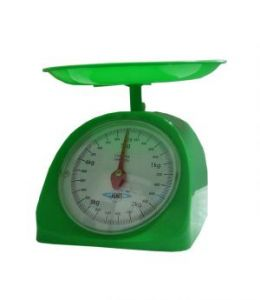 Kitchen Scale With Extra Large Tray 5kg Capacity