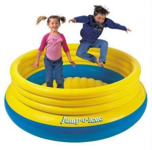 Intex Jump-o-lene Inflatable Trampoline