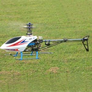 3 Channel Jumbo Metal Gyro Steel Rc Helicopter