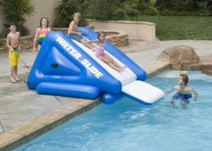 Intex Pool Side Water Slider For Kids